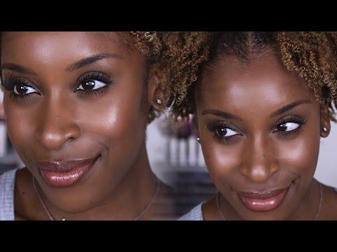 Simple No Makeup Makeup, 10 Minutes or Less | Jackie Aina