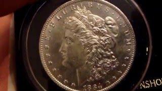 Morgan silver dollar collection (silver stacking/numismatics)