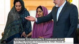 Rouhani to inaugurate Chabahar fort