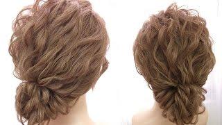 Wedding hairstyles新祕教學_日系新娘髮型//圈圈線條的夢幻