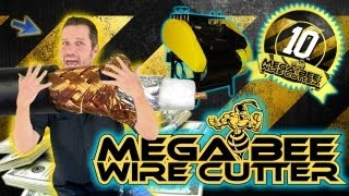 Mega Bee Wire Cutter Copper Cable Stripper 10 Years Undefeated 2003-2013