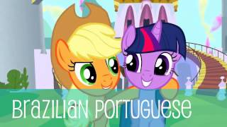 [Multilanguage] My Little Pony | Success Song - Part 2 [HD]