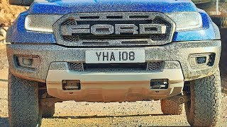 Ford Ranger Raptor (2019) Design, Interior, Off-Road