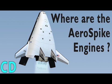 Aerospike Engines Why Aren t We Using them Now