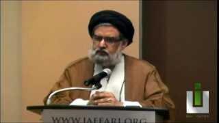 Shias Worshipping Shrines - Maulana Syed Rizvi