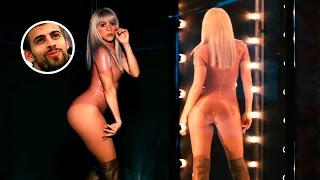 El Booty de Shakira Es La Parte Favorita de Gerard Piqué!