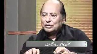 Saeed Mehdi Interview with Dr. Moeed Pir Zada on PTV Part-3.flv