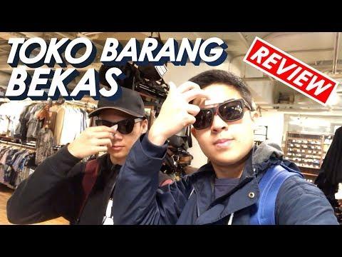 REVIEW TOKO BARANG & BAJU BEKAS DI TOKYO! MURAH BERKUALITAS!?