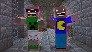 Minecraft: VIRAMOS A GRANNY! (ASSUSTADOR!)