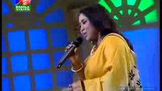 Bangla Song Baby Naznin  Kal Sara Raat Chilo Shoponero Raat low