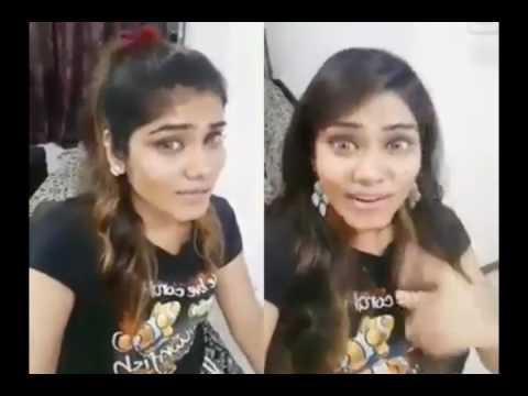 Hilarious Reena Dubsmash | Girl Vadivelu On The Way |  praginsta dubsmash  | tamil dusmash