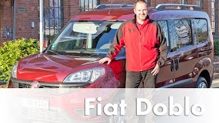 Driving Report: Fiat Doblo - Practical all-rounder | Test | Car Review | Road Test | English