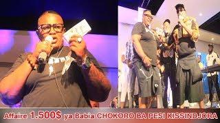 AYII 1.500$ ya Babia CHOKORO BA PESI KISSINDJORA, MANICKE ALELI ALOBI EZA ERREUR GRAVE KOFFI ASALI
