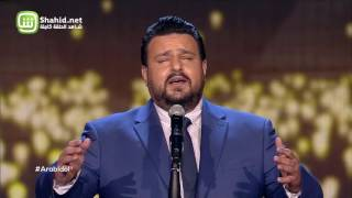 Arab Idol – العروض المباشرة – محمد بن صالح – لا مش أنا اللي أبكي