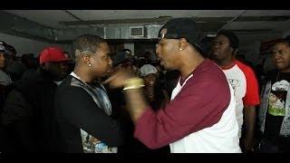 AHAT | Rap Battle | Juice vs Young B the Future | Los Angeles vs Moreno Valley