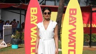 Priyanka Chopra talks about her BAYWATCH experience | Entertainment | Mumbai Live