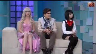 Programa Completo Super Pop Sobre Human Dolls/ Living Dolls Ao Vivo 07/04/2014