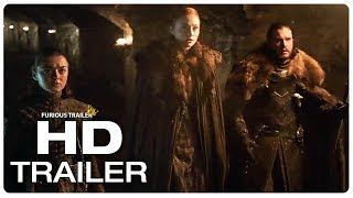 GAME OF THRONES Season 8 Official Trailer #1 (NEW 2019) HBO GOT Series HD