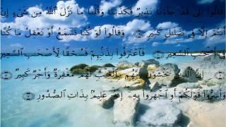سورة الملك بقراءة محمد صديق المنشاوي رحمه الله