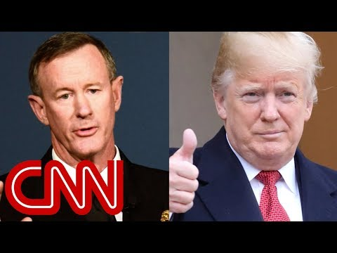 Xxx Mp4 Retired Adm McRaven Responds To Trump 39 S Fox News Interview 3gp Sex