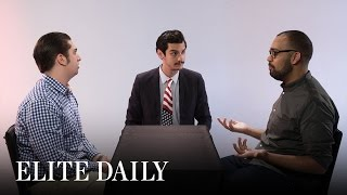 Democrats And Republicans Debate Things Other Than Politics [Politically Speaking]