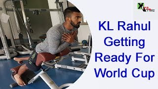 Watch: KL Rahul keeping himself ready for 2019 World Cup in England