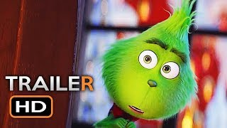 The Grinch Official Trailer #2 (2018) Benedict Cumberbatch Animated Movie HD
