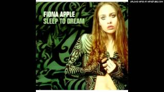 Fiona Apple - Sleep To Dream
