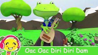 Oac Oac Diri Diri Dam - Cantece Gradinita