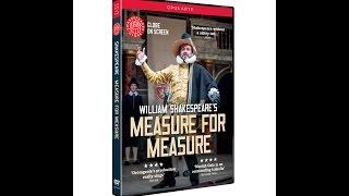 Shakespeare: MEASURE FOR MEASURE (Shakespeare's Globe)