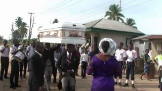 Nigeria Burial Undertakers In Action