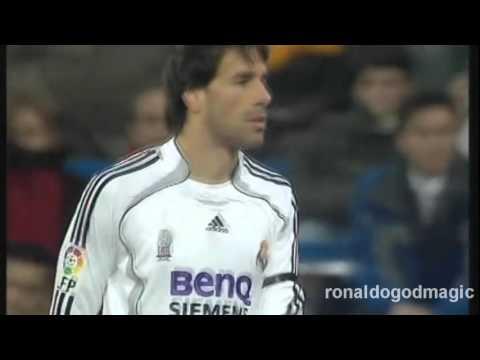 06/07 Home Ronaldo vs Recreativo