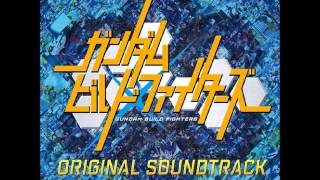 Gundam Build Fighters - OST - CD2 - 18. Allied Force