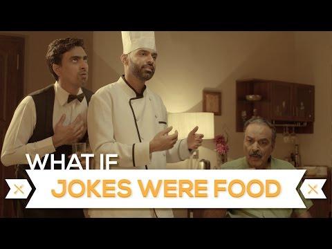 Xxx Mp4 What If Jokes Were Food Season 2 Ep 2 3gp Sex