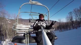 2017 Atomic Vantage 85 CTI Ski Review