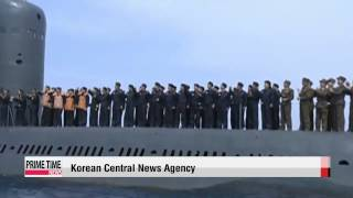 N. Korea releases new video showing credible SLBM footage   북, SLBM 시험 발사 동영상 또
