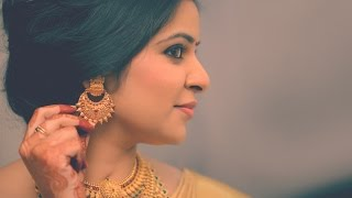 Kerala Hindu Wedding Highlights Video | Amrutha & Swaroop