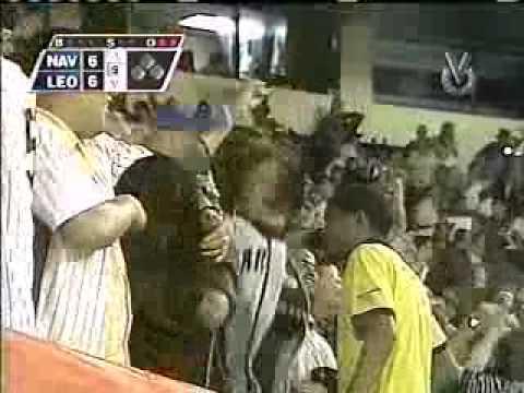 Josh Kroeger jonron para igualar ante Magallanes
