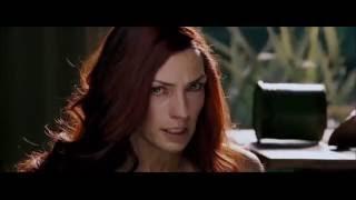 Jean Grey's Dark Phoenix Powers  X-men 3 The Last Stand part 1