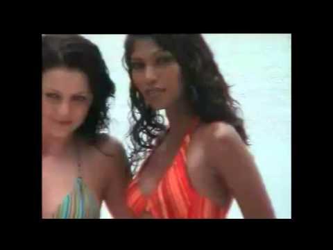 Katrina Kaif & Yana Gupta Old Unseen Kinfisher Bikini photo shoot
