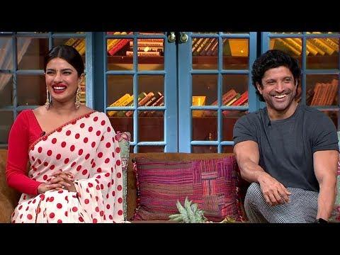 The Kapil Sharma Show Movie The Sky Is Pink Episode Uncensored Priyanka Chopra Farhan Akhtar