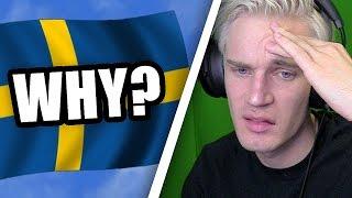 I'M ON SWEDENS OFFICIAL HATE LIST..