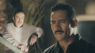 زين اكتشف خيانه زياد وخروجه من بيت هتلر - مسلسل نسر الصعيد - محمد رمضان