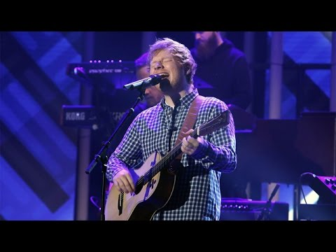 Download Ed Sheeran Performs 'Castle on the Hill'!