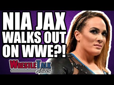 Xxx Mp4 Nia Jax WALKS OUT Of WWE Raw WrestleTalk News Oct 2017 3gp Sex