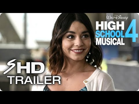 Xxx Mp4 High School Musical 4 2019 Teaser Trailer Concept 1 Disney Musical Movie HD 3gp Sex
