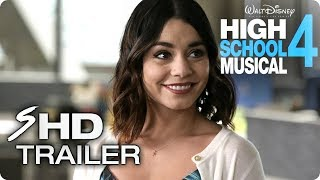High School Musical 4 (2018) Teaser Trailer #1 - Concept Disney Musical Movie HD