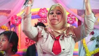 Nanto ghotoker kotha soina-alpo boyse korlam biya || Bangla hit Folk song ||  Stage song