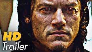 DRACULA UNTOLD - HD Trailer 2 (German | Deutsch) | Luke Evans