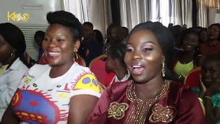 Audience want More Shaku Shaku Comedy From Hilarious Music Comedian Ever Kenny Blaq